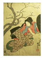 Femme Samurai Fine-Art Print