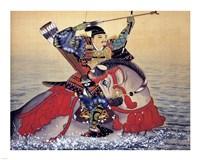 Nasuno Yoichisamurai Fine-Art Print