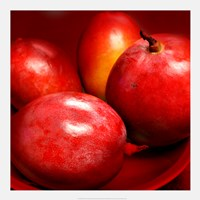 Red Mangoes Fine-Art Print