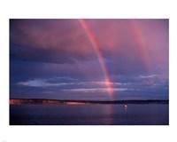 Double Rainbow Fine-Art Print
