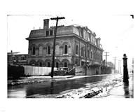 The St. Andrew's Market building on Adelaide Avenue, Toronto, Ontario, Canada. Fine-Art Print