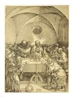 Last Supper Durer Fine-Art Print