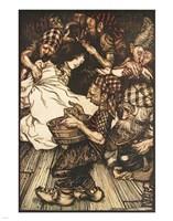 Snow White Fine-Art Print