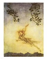 Puck, a Sprite Fine-Art Print