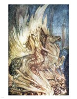 Siegfried and the Twilight of the Gods Fine-Art Print