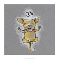 Enlightened Chihuahua Fine-Art Print
