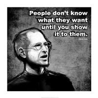 Steve Jobs Quote III Fine-Art Print