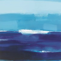 Cerulean Seas Fine-Art Print