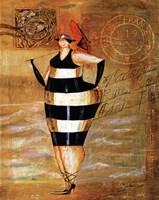 Baigneur de Soleil I Fine-Art Print