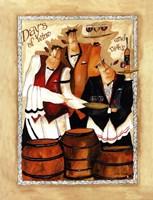Wine & Roses II Fine-Art Print
