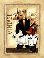 Wine & Roses III Fine-Art Print