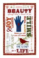 Beauty Love Fine-Art Print