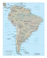 South America Fine-Art Print