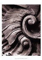 Stone Carving I Fine-Art Print