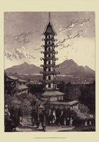 Imperial Architecture II Fine-Art Print