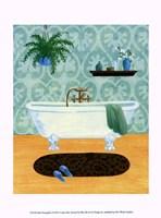 Bath Tranquility I Fine-Art Print