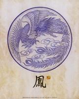 Phoenix Motif Fine-Art Print