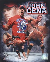 John Cena 2011 Portrait Plus Fine-Art Print