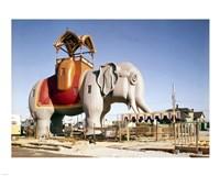 Lucy the Margate Elephant HABS NJ Fine-Art Print