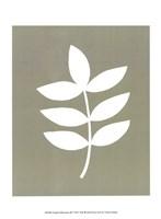 Simple Sihouette III Fine-Art Print