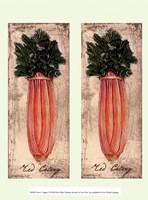 Fresco Veggies I Fine-Art Print