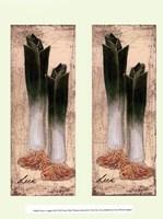 Fresco Veggies III Fine-Art Print