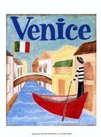 Venice (A) Framed Print