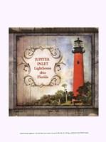 Florida Lighthouse V Fine-Art Print