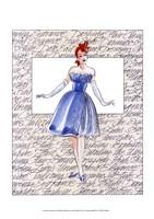 50's Fashion I Fine-Art Print