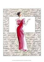 50's Fashion II Fine-Art Print