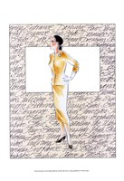 50's Fashion VII Fine-Art Print