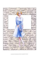 50's Fashion VIII Fine-Art Print