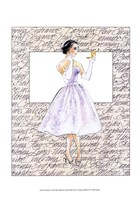 50's Fashion X Fine-Art Print