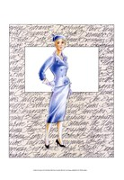 50's Fashion XI Fine-Art Print
