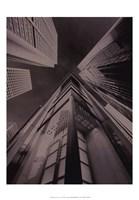 Skyrise View IV Fine-Art Print