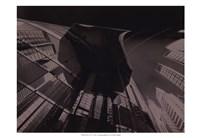 Skyrise View V Fine-Art Print