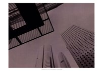 Skyrise View VI Fine-Art Print