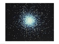 Hercules Star Cluster Fine-Art Print