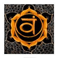 Svadhisthana - Sacral Chakra, Sweetness Fine-Art Print