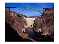 Hoover Dam Bypass Bridge Fine-Art Print