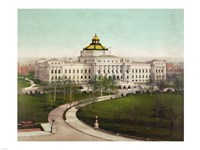 Library of Congress Fine-Art Print