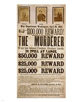 Wanted Poster Fine-Art Print