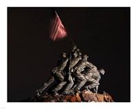 Iwo Jima Memorial I Fine-Art Print