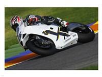 Garry McCoy riding the Ilmor X3 Fine-Art Print