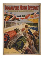 Indianapolis Motor Speedway Fine-Art Print