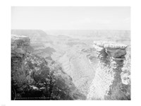Grand Canyon of Arizona from the head of Grand View trail Fine-Art Print