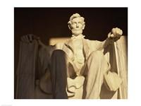 Lincoln Memorial, Washington, D.C. Fine-Art Print
