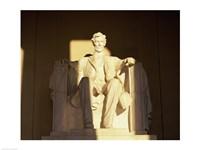 The Lincoln Memorial, Washington, D.C., USA Fine-Art Print