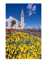 USA, Washington DC, Basilica of the National Shrine of the Immaculate Conception Fine-Art Print