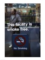 No Smoking - smoke free Fine-Art Print